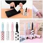 Reusable Clothes Coat Sticky Lint Roller Dog Pet Hair Remover Cleaning Device
