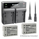 Kastar Battery Rapid Charger for Canon NB-10L CB-2LC & Canon PowerShot SX50 HS