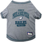 Philadelphia Eagles Pets First Officially Licensed NFL Dog Pet Tee Shirt, Gray $17.95 USD on eBay