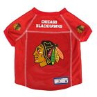 Chicago Blackhawks NHL LEP Mesh Dog Jersey Officially Licensed Red, Sizes XS-XL $23.97 USD on eBay