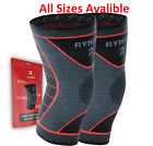 Rymora Knee Support Brace Compression Sleeve - for Joint Pain, Arthritis, Lig...
