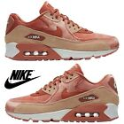 Nike Air Max 90 LX Velvet Women's Sneakers Casual Shoes Premium Running Sport