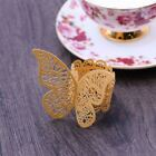 50Pcs Paper Napkin Ring Creative Napkin Bands for Birthday Party Wedding Evening