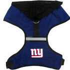 New York Giants NFL Licensed Pets First Dog Hoodie Harness Sizes S-L $19.9 USD on eBay