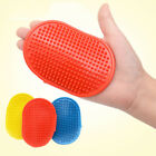 Rubber Pet Shower Brush Animals Supplies Palm Using Simple Cleaning For Dog Cat