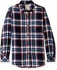 Dickies Women's Big Girls' Long Sleeve Flannel Shirt, - Choo