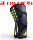 PURE SUPPORT Compression Knee Sleeve Best Knee Brace For Meniscus Tear