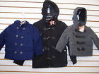 Toddler Only Kids Assorted Pea Coats size 3T - 4T