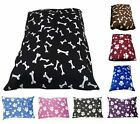 Dog-Bed-Pet-Supplies-Large-Extra-XL-Size-Zip-Cover-With-Inner-Cushion (p&p free)