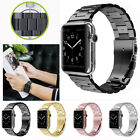 For iWatch Apple Watch Serie 4 3 2 1 Stainless Steel Wrist Band Strap 42mm 38mm  image