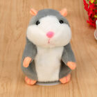 Adorable Interesting Speak Talking Record Hamster Mouse Plush Kids Toys Present