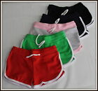 Girls & Boys Short Over-Knee Sport School Shorts Hot Pants Active PE 1.5 -14 age