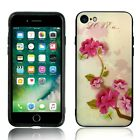 NEW PRINTED TPU GEL SKIN HARD BACK FITTED PHONE CASE COVER FOR APPLE IPHONE SE