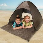 Automatic Pop Up Instant Portable Outdoors Beach Tent Sun Shelter Cabana Mat @TY