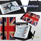 Universal Folio Leather Case Flip Cover For Android Tablet PC 7