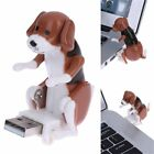 Cute PC USB Gadgets Fun Humping Spot Dog Relieve Stress Toy for Office Worker#NZ