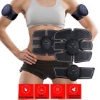 Ultimate Abs Stimulator Abdominal Muscle Training Toning Belt Waist Training  image