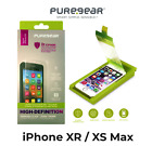 PureGear HD Tempered Glass with Self Aligning Tray for Apple iPhone XR / XS Max