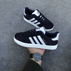 UK Mens Fashion Stripe Outdoor Sneakers Unisex Sports Running Trainer Shoes 2018
