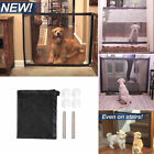 Dog Gifts Mesh Safety Enclosure Install UK Guard Pet Gate Magic Fence Easy