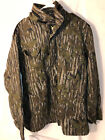 HEAVY DUTY MILITARY TACTICAL REALTREE TREE CAMO FIELD JACKET WATERPROOF MED REG
