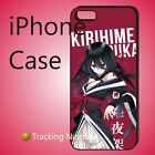 BG# TPU Case Cover For iPhone All Type Akame Ga Kill Bill Anime College