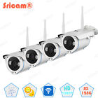 Sricam Wireless 1080P WIFI IP Camera Outdoor Security Bullet IR Night Vision US $86.5 USD on eBay