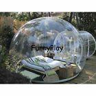 Stargaze Outdoor Single Tunnel Inflatable Clear Bubble Camping Tent Eco Friendly