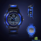 Kids Watch Waterproof Digital Alarm Clock Wrist Watches For Boys Girls Sport