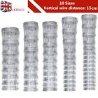 50 M Garden Galvanized Forest Wild Fence Pig Sheep Cattle Livestock Fencing Roll