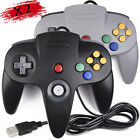N64 Wired USB Controller Game Pad Joystick for Windows PC Mac Linux Raspberry