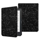 "For Kobo Clara HD 6"" eReader Leather Protective Case Cover Shell w/ Sleep / Wake"