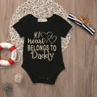 Girl Clothes Newborn Baby Cotton Summer Cute Jumpsuit Playsuit Outfit Sunsuits