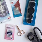 Sewing Tools and Accessories - Scissors Needles Freezer Paper