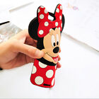 Hot Phone Case 3D Classic Cartoon Cute Gel Soft Cover For iPhone 7 7Plus 8 8Plus