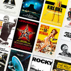 BEST VINTAGE CLASSIC MOVIE POSTERS PRINTS - A4 - A3 - A2 - Bullitt, Rocky, Mask on eBay