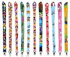 Disney Mickey & Friends Themed Lanyard with Clip - ID / Badge Holder ~ Brand NEW