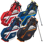 WILSON EXO 5 WAY DIVIDER GOLF STAND CARRY BAG / NEW FOR 2019 !!!!!!!!!!!!!!!!!
