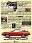 1976 Plymouth Arrow #5 Vintage Car Poster Print Wall Art Sign Auto Garage $24.95 USD on eBay