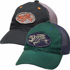 G. Loomis Skeleton Fish Distressed Oval Fishing Snapback Hat Cap - Select Color!