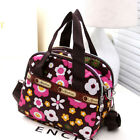 Women's Satchel Shoulder Bag Tote Messenger Cross Body Waterproof Canvas Handbag