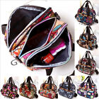 Women's Satchel Shoulder Bag Tote Messenger Cross Body Waterproof Nylon Handbag image
