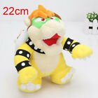 17-24cm anime Super Mario plush 3D Land Bone dragon Plush Toy Bolster Dry Bones