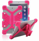 """US Rose Universal Soft Shockproof Silicone Cover Case For 8"""" ~ 9"""" inch Tablets"""