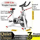 2019 Exercise Bike Indoor Cycling Fitness Stationary Bicycle Cardio Workout