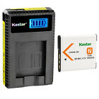 Kastar Battery LCD Charger for Sony NP-BN1 BC-CSN & Sony Cyber-shot DSC-TX7