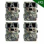 LOT1-10  8-in-1 Multifunction Trail Hunting Camera Game Cam 12MP 1080P Video MYGame & Trail Cameras - 52505