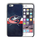 Columbus Blue Jackets Iphone 5 5s 5c SE 6 6s 7 8 X XS Max XR Plus Case 05 $16.95 USD on eBay