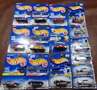 Внешний вид - 1991-2000 FIRST EDITIONS HOT WHEELS LOT YOUR CHOICE YOU PICK SAVE ON SHIPPING HW