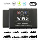 WIFI / Bluetooth Auto Car Fault OBD2 Diagnostic Tool Scanner Code Reader 1 Pack